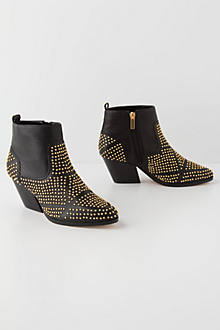 Maddie Studded Booties