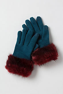 Shaggy Gloves