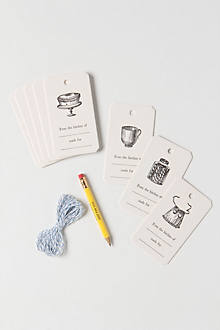Sage & Scullery Tags