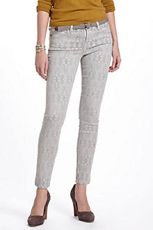 Current/Elliott The Ankle Lace Skinny