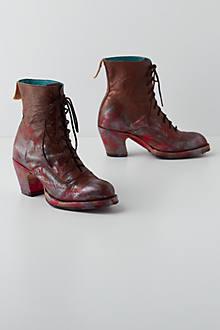 Handpainted Studio Boots
