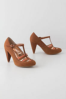 Haley Multi-Strap Heels