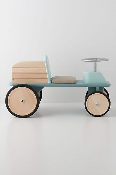 Sale alerts for Anthropologie Little Blue Tractor - Covvet
