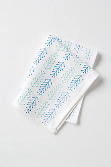 Blocked Twigs Napkin