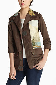 Still Life Army Jacket