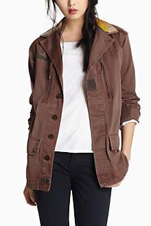 Still Life Army Jacket