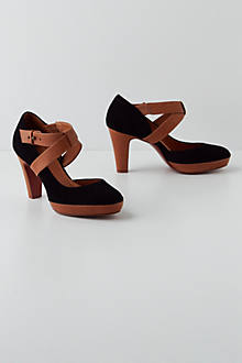 Suffolk Crossed Heels