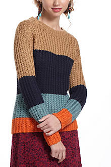 Olaf Colorblocked Sweater