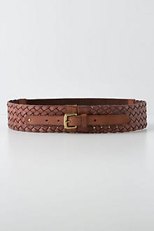 Braided Hoska Belt