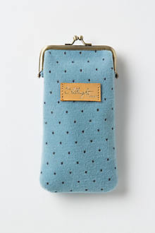Dotted Eyeglass Case