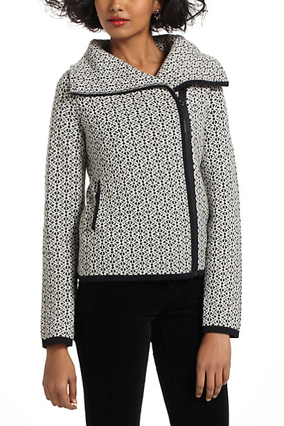 Snoa Motocardi - Anthropologie :  jacket sweater