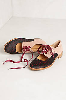 Olivia Cutout Oxfords