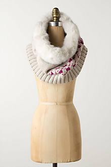 Snowday Fur Cowl