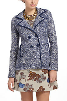 Paisley Lace Jacket