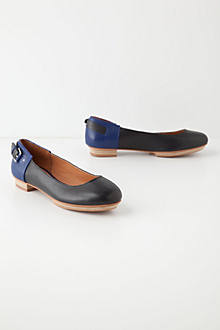 Beatriz Buckled Flats
