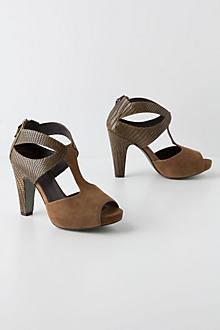 Tunja Cutout Heels