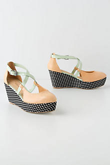 Dotted Heights Wedges