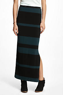 Banded Column Skirt