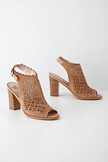 Chaussures � bride arri�re Baka