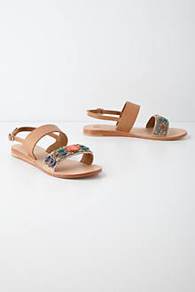 Indrani Gem Sandals