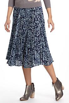 Kudzu Midi Skirt