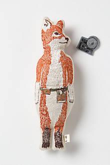 Critter Pocket Doll