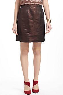 Brocade Shimmer Skirt
