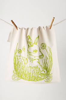 Little Fawn Dishtowel
