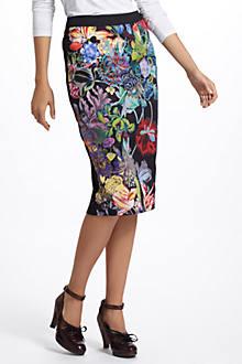 Heian Pencil Skirt