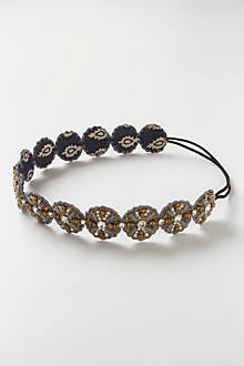 Carmella Coiled Headband