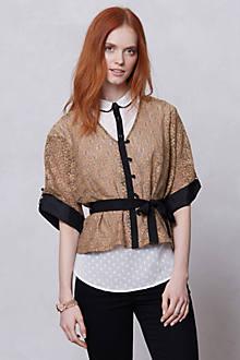 Shakti Lace Kimono Blouse