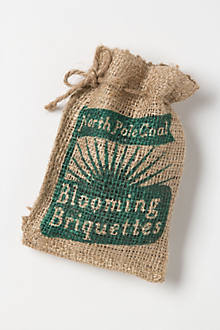 North Pole Coal: Blooming Briquettes