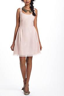Rosegold Stripes Dress