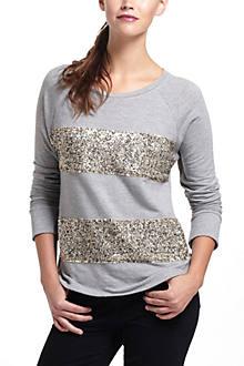 Glinted Horizons Sweatshirt