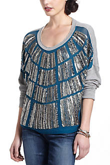 Shined Spokes Pullover