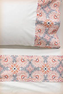 Ria Embroidered Sheet Set