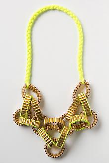 Crepe Chain Neon