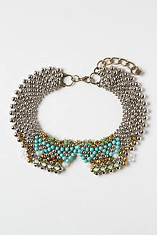 Moonstone Treasure Collar