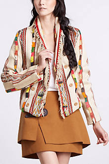 Ziri Fringed Jacket