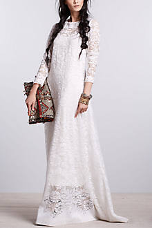 Kella Lace Maxi Dress
