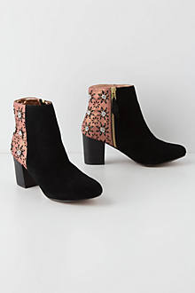 Kaida Cutout Booties