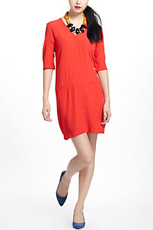 Grenadine Shift Dress