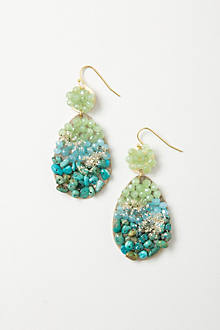 Mint Chill Earrings