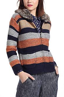 Marled Latitudes Sweatercoat