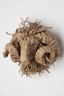 Ram Bust by Ivar Theorin