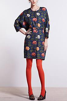 Fleur's Hydrangea Dress