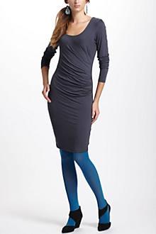 Convergent Jersey Dress