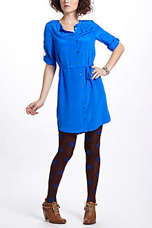 Hakana Chiffon Shirtdress