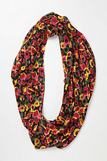 Mayfair Floral Infinity Scarf