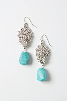 Deco Turquoise Drops